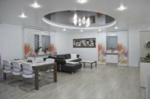 Comment optimiser rez-de-chausse : plafond lumineux