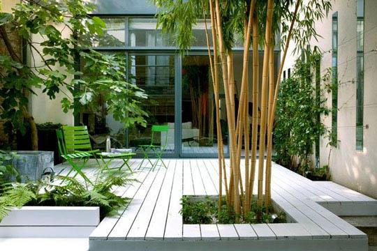 prot ger son intimit en rez de jardin vivre en rez de. Black Bedroom Furniture Sets. Home Design Ideas