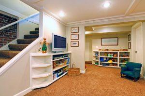 Comment aménager une salle de jeux dans un souplex ?