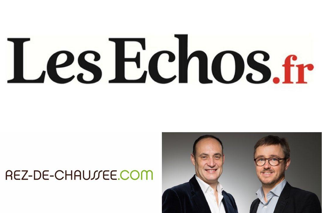 Les Echoes invitent rez-de-chaussée.com