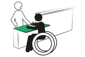Les normes d'accessibilité des cabinets médicaux pour les pmr