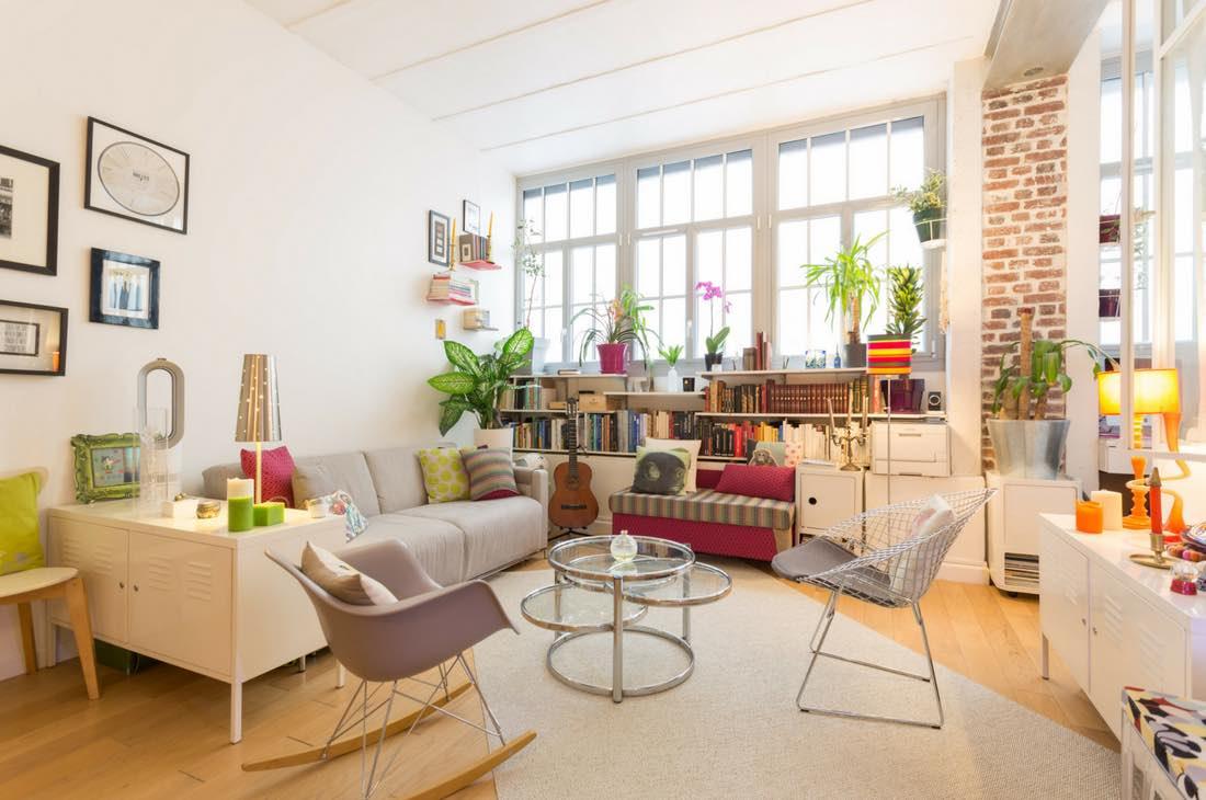 d coration vivre en rez de chauss e. Black Bedroom Furniture Sets. Home Design Ideas