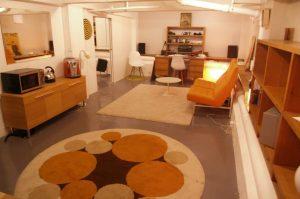 Comment aménager le salon d'une pièce aveugle ?