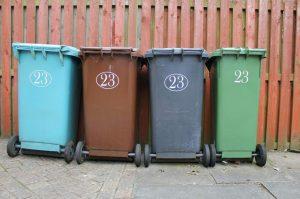 Les normes pour le local poubelle en rez-de-chaussée