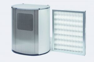 Ventilation par surpression : nouveau concept