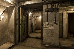 Découverte du bunker