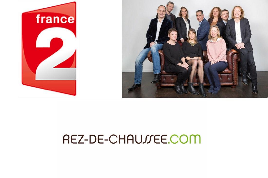 France 2 invite rez-de-chaussee.com