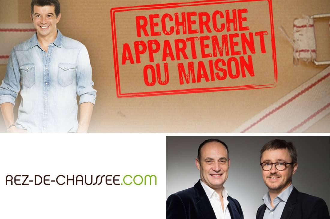 A la recherche d'un appartement ou d'une maison invite rez-de-chaussee.com