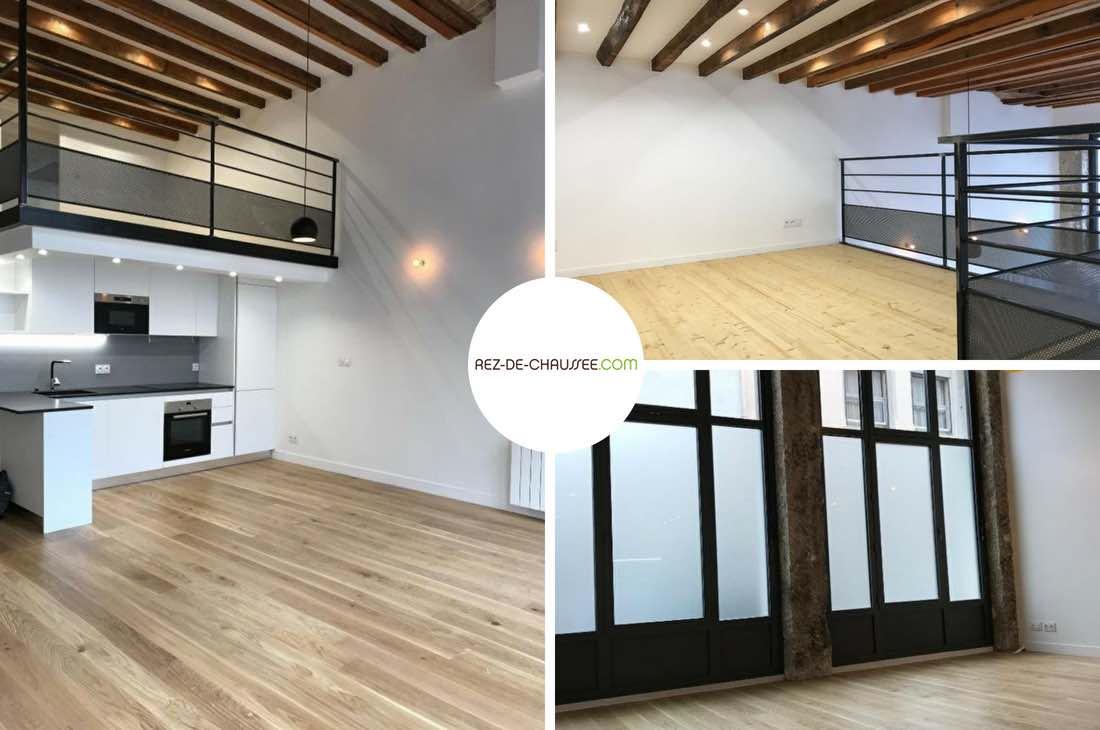 Un appartement atypique Lyon