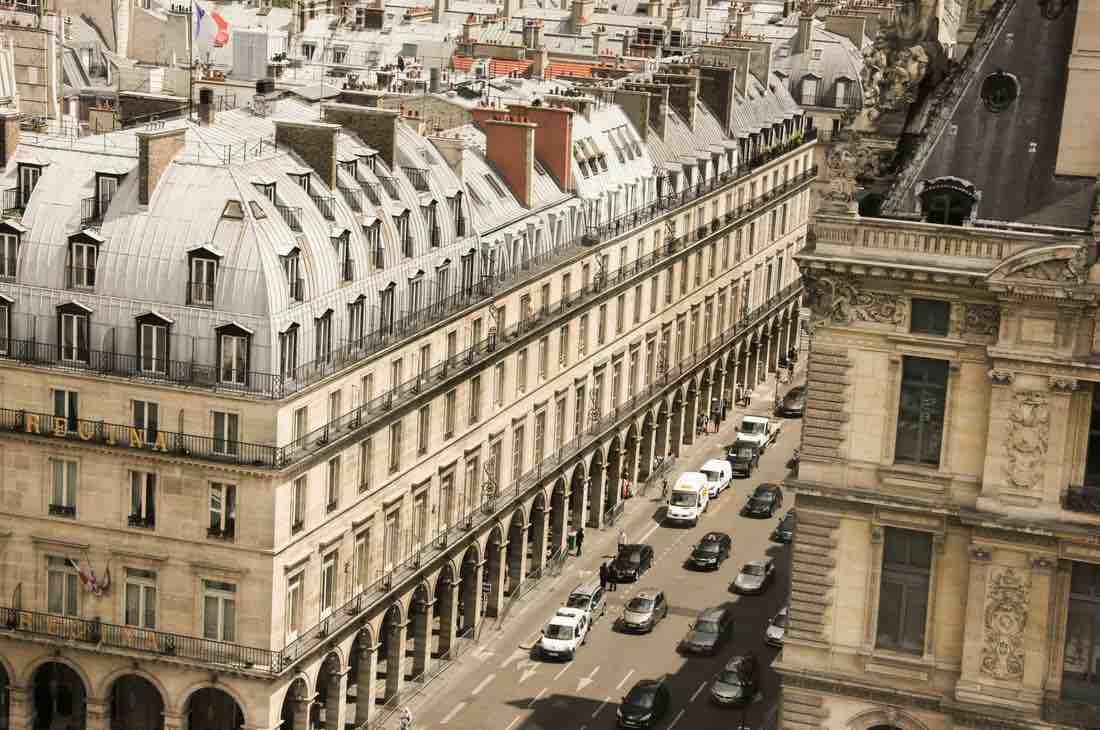 Les appartements haussmanniens font la fierté de Paris