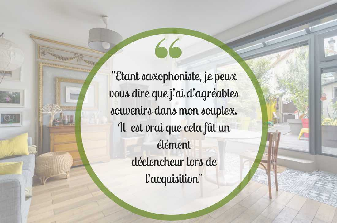 L'expérience de Monsieur Girardeau en Souplex