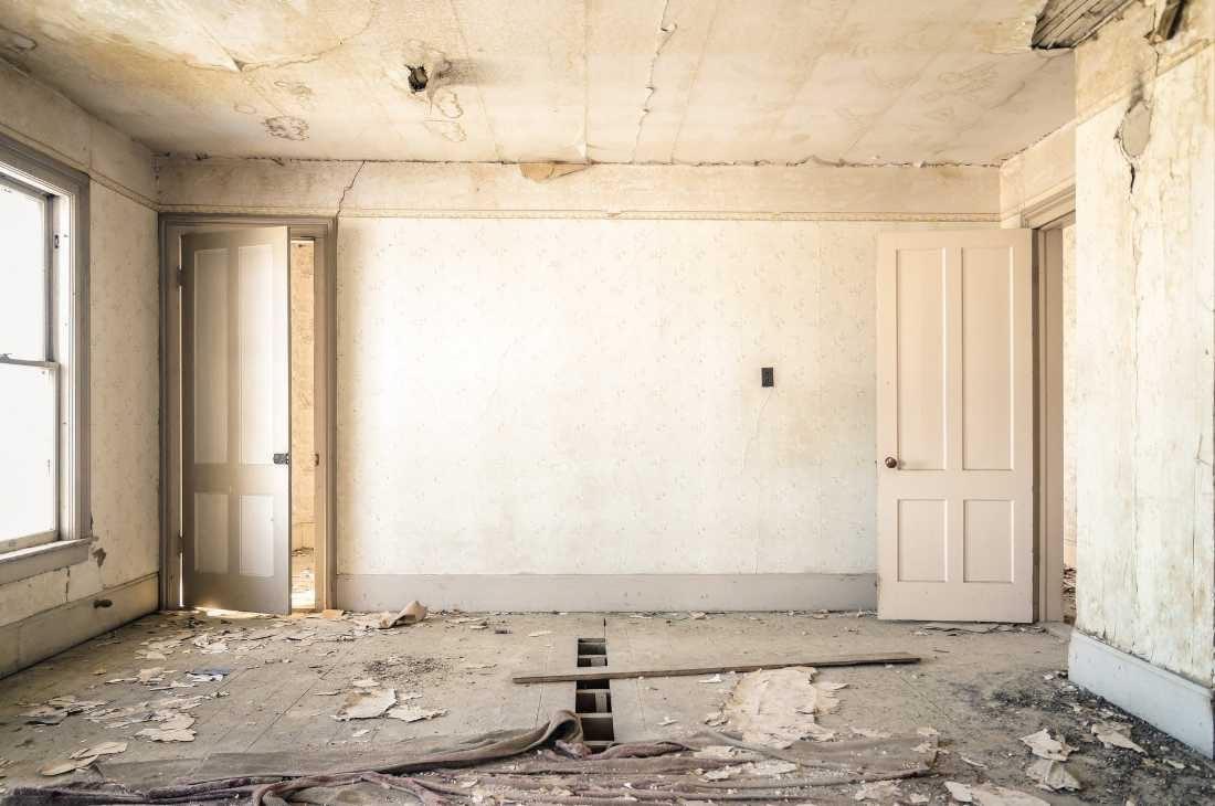 Pourquoi investir ou acheter dans une appartement à rénover en rdc